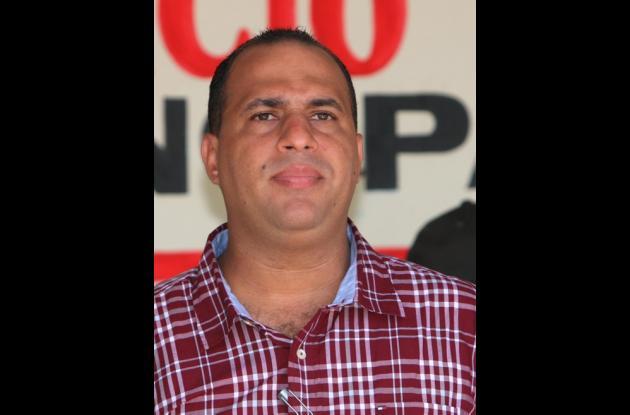 Jaime David Roa, alcalde de Arenal.