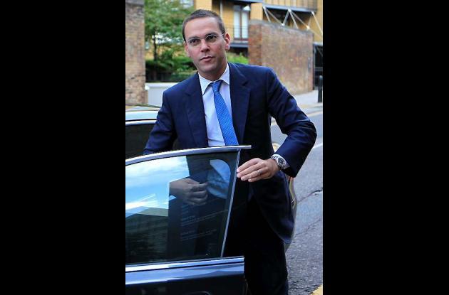 El joven Murdoch dimitió recientemente de otros cargos