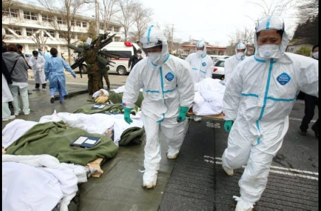 Japón: Desalojo por emergencia nuclear