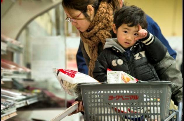 El sismo y tsunami del Japón afecta salud de los niños.