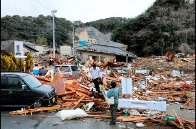 Tras el sismo de Japón, alerta de tsunami en América Latina.