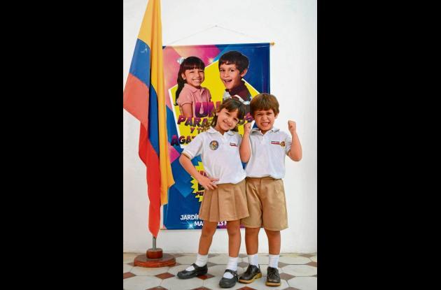 Personeros del Jardín Cabañita