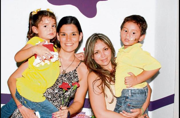 Día de la madre en el Jardín Infantil Cabañitas
