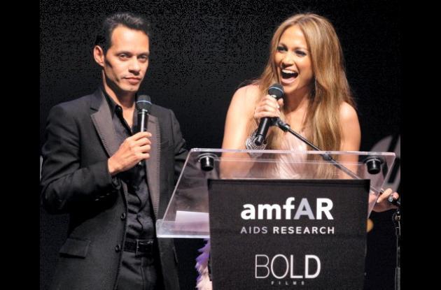 Jennifer López y Marc Anthony se separan.