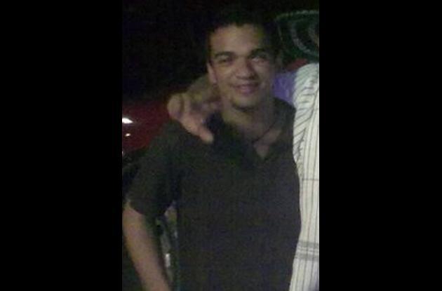 Jhon Echenique, ex pareja de Angélica Gutiérrez es acusado de atacarla.