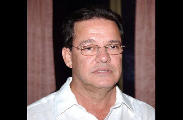 Joaco Berrío, exgobernador de Bolívar.
