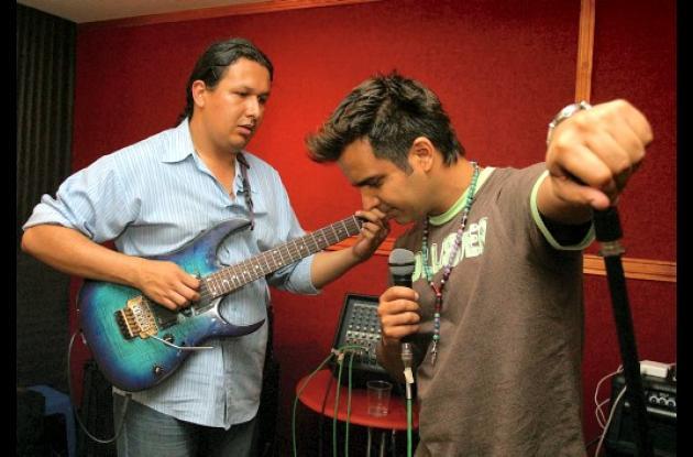 cantautor caleño Jorge Cárdenas