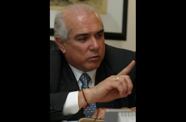 Jorge Visbal.