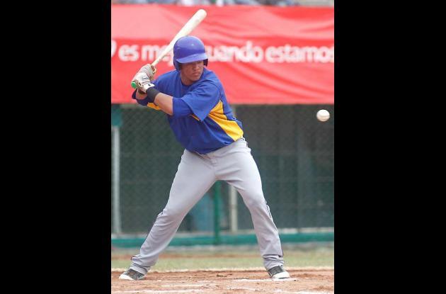 Jorge Alfaro, prospecto de los Rangers de Texas, fue la figura de Colombia