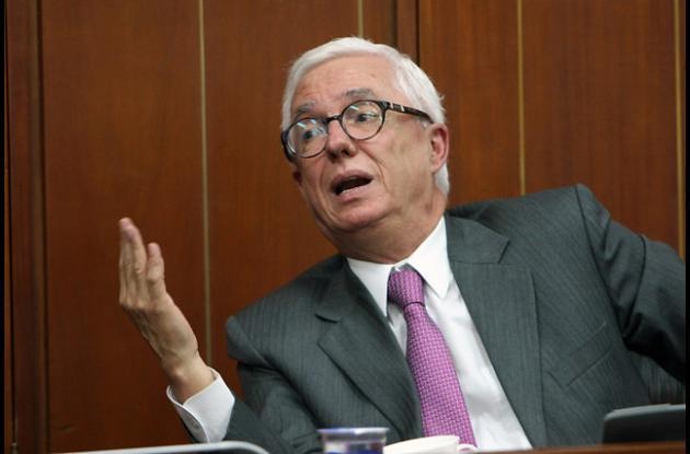 Jorge Robledo, senador colombiano.