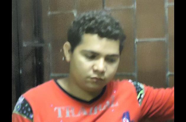 José Luis Romero Torres, capturado