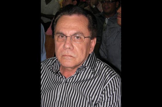 José Orlando Rojas, alcalde de Mompox.