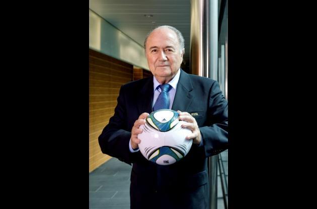 Joseph Blatter será reelegido hoy como presidente de la FIFA.