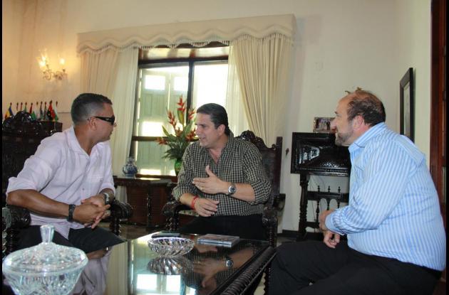 Juan Carlos Coronel ayudará en celebración de Año de Lucho Bermúdez