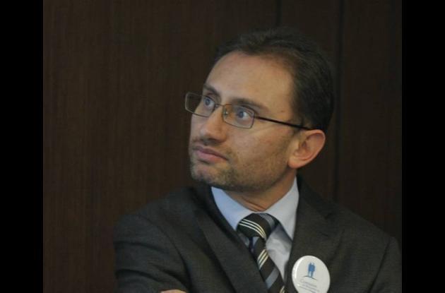 vicefiscal Juan Carlos Forero