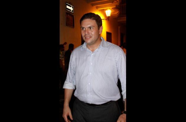 Juan Carlos Pinzón, ministro de Defensa