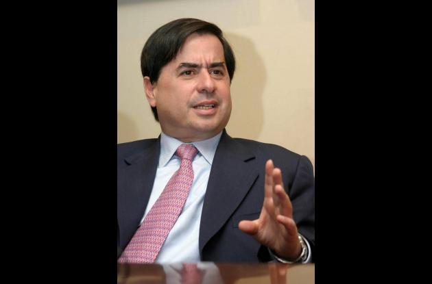 Juan Fernando Cristo, senador del Partido Liberal.