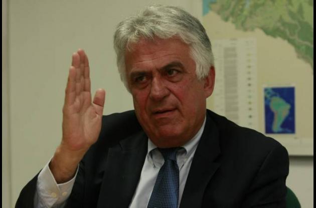 Juan Manuel Ospina, gerente del Incoder.