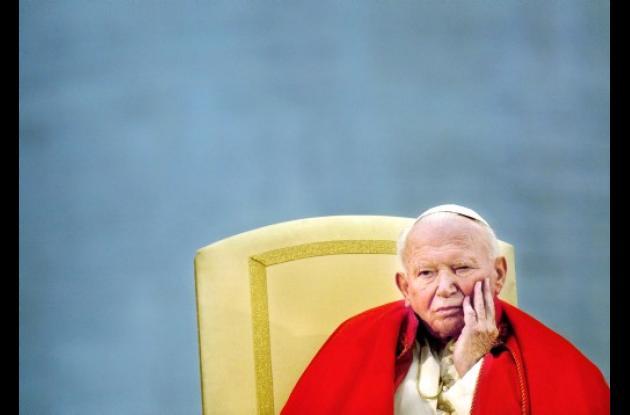 Beatificación de Juan Pablo II.