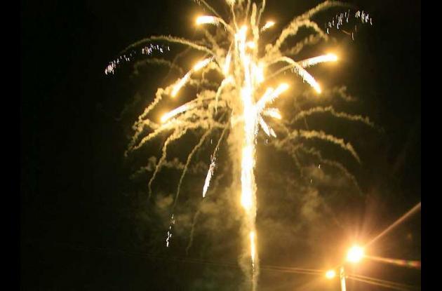 Navidad y Año Nuevo sin pólvora ni quemados.