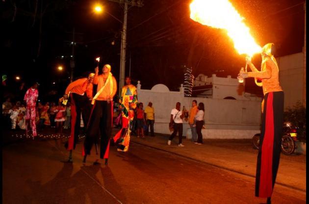 Fiestas de La Candelaria