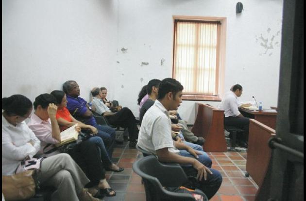 Carlos Gándara fue declarado culpable de homiciodio