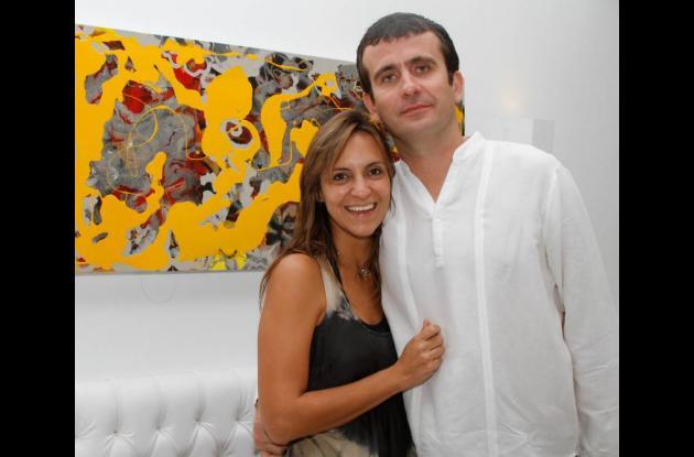 Exposición de Juliana Bravo