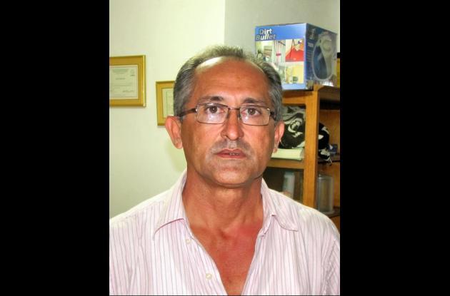 Julio Bossio Marrugo, gerente de Teledique.