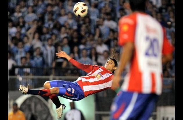 Junior perdió 2-0 ante Gremio