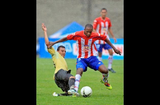 Itagüí goleó ayer 3-0 a Junior