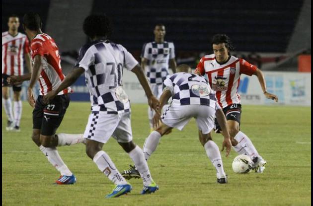 Junior ganó 3-1 a Chicó.