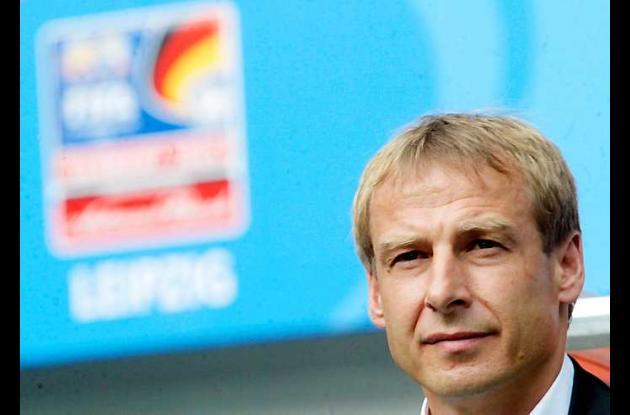 Jurgen Klinsmann, director técnico de selección de Estados Unidos.