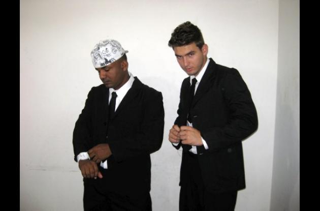 Jhogy y Jordan