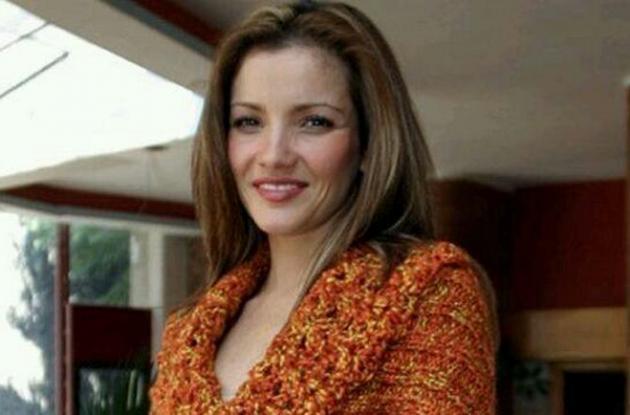 Karla Álvarez, actriz mexicana.