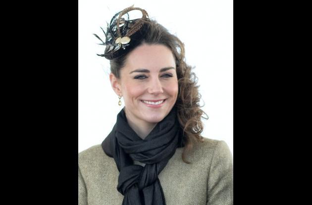 Kate Middleton ha logrado mantener en secreto los detalles de su vestido hasta e