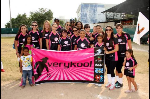 El equipo de Verykool.