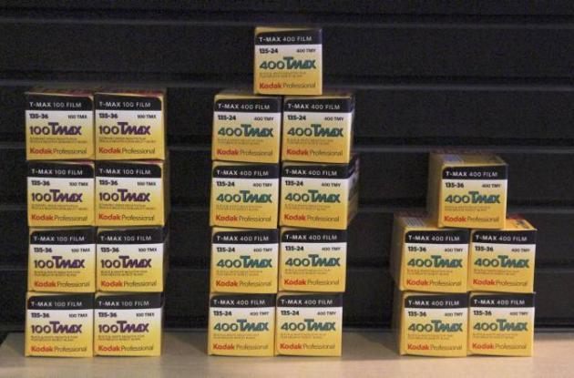 Sigue la crisis de la legendaria Kodak.