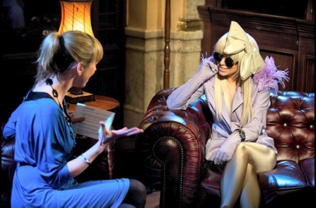 El canal TNT trae a Lady Gaga en directo desde Londres.