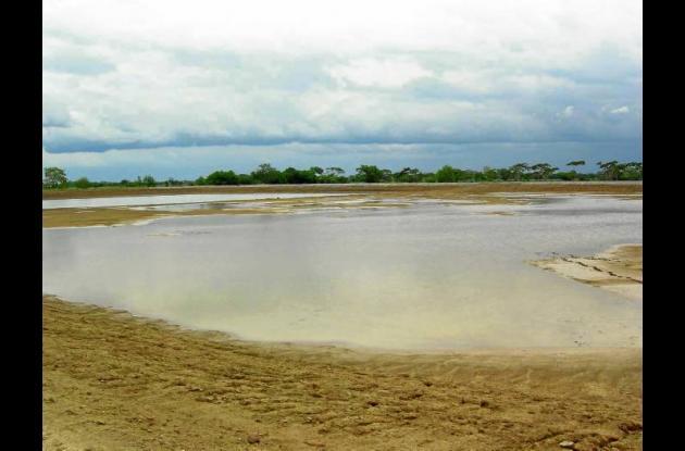 Laguna de oxidación de Montería.