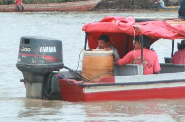Quejas por inseguridad en lanchas que viajan por el río Magdalena.