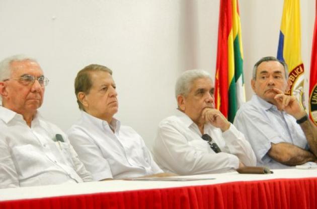 Lanzamiento de libro de Carlos Gustavo Méndez en Universidad Libre Cartagena