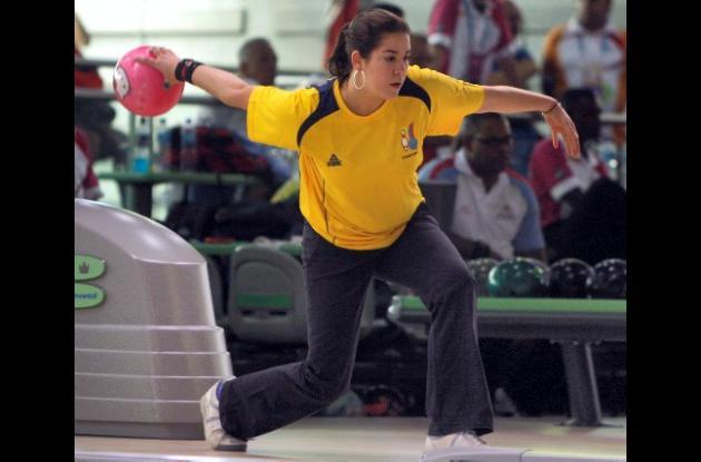 Laura Fonnegra Mantilla, una de las representaciones colombianas en el Mundial d
