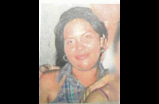 Leonor Patricia Pastrana Doria, asesinada en Montería.