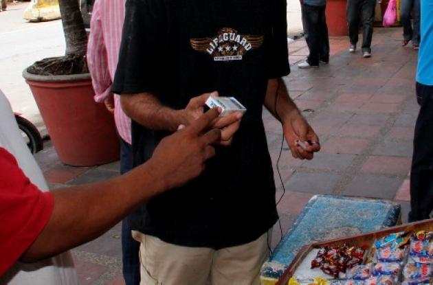 Desde hoy se acaba la venta por menudeo de cigarrillos.