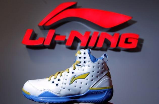 Li-Ning le competirá a Nike en su propia tierra.