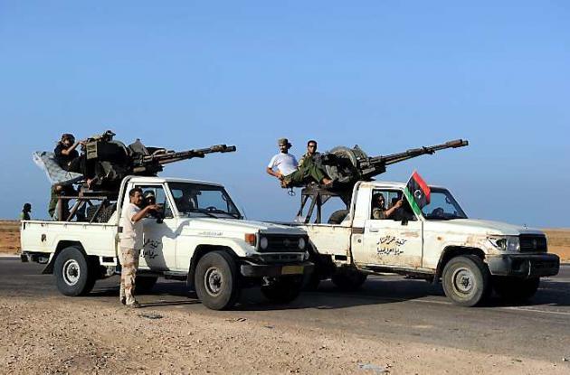 Crisis en Libia