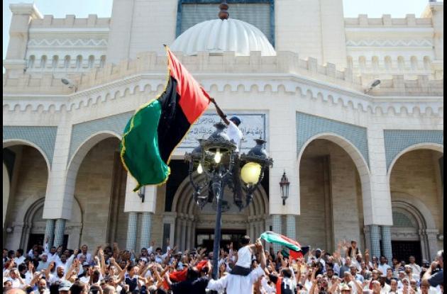 Disturbios en Libia. gadafi