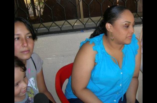 Adela y Libia Arroyo hablan de la salud de su padre, el Joe Arroyo.