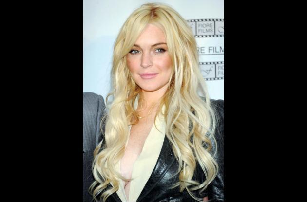 Lindsay Lohan en libertad