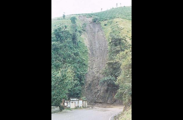 En total, se encuentran cerradas 10 vías en Colombia